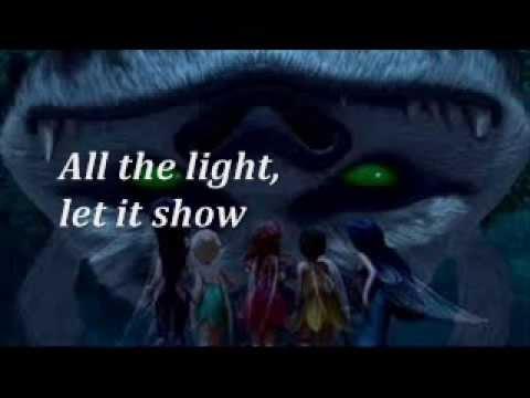 Strange Sight Lyrics (OST Tinker Bell and the Legend of the Neverbeast