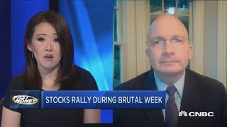Oversold extreme suggests further weakness should be temporary: Canaccord's Dwyer