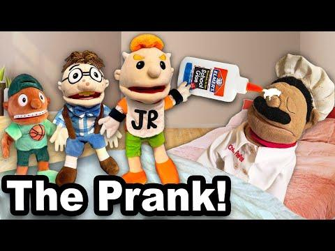 SML Movie: The Prank!