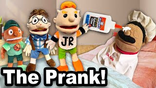 SML Movie: The Prank!