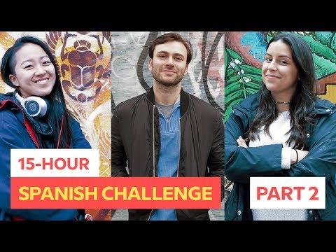 15-Hour Spanish Challenge, Part 2: The Flamenco Class