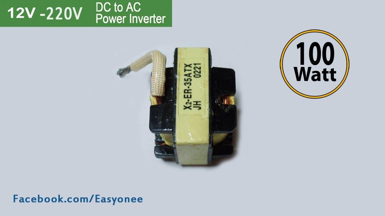 12v Dc To 220v Ac Converter Circuit Nonstop Engineering Inverter Sg3524 230v Invertor Ups How Make From Atx Power Supply Tutorial