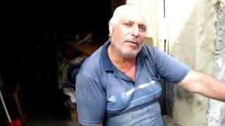 Milazzo, 24 settembre 2011. Intervista a Nino Spinola, il signore delle nasse /2 di 3