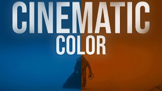 Cinematic Color in Storytelling | Tomorrow's Filmmakers