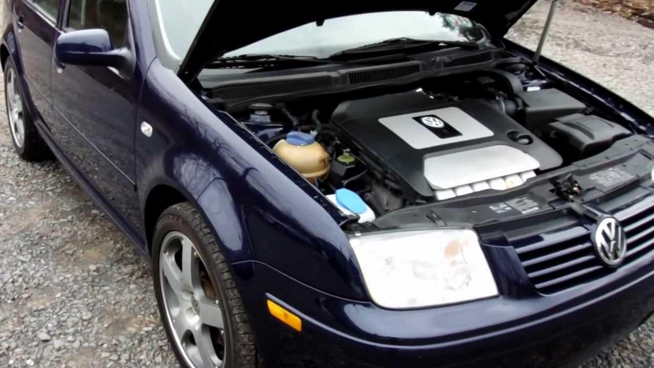 Salata Auto Sales LLC 2002 Volkswagen Jetta GLI VR6 24