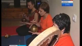 Программа Вести-Иркутск о Ночи йоги 5 апреля 2013 года