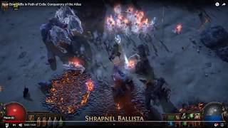 Path of exile - discussion new bow skills in 3.9 conquerors the atlas