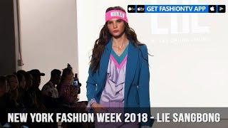 New York Fashion Week Spring/Summer 2018 - Lie Sangbong | FashionTV