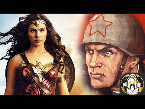 Wonder Woman 2 Set in Cold War & Steve Trevor RETURNS