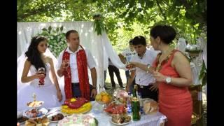 свадьба  Тимура и Раксаны