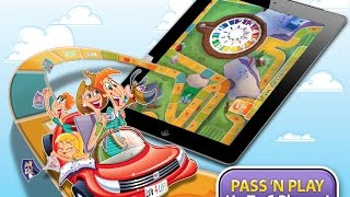 THE GAME OF LIFE™ - Best iPad app demo for kids - Ellie