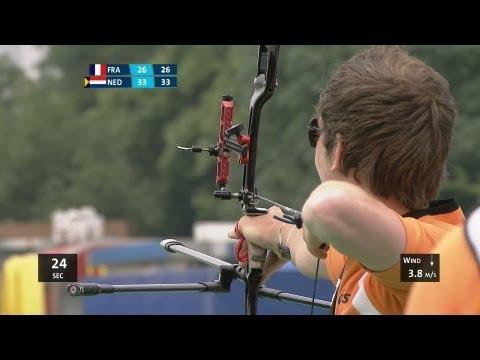Recurve Men Team Bronze - Shanghai - Archery World Cup 2013