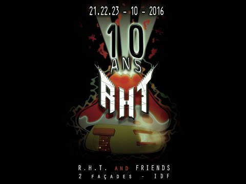 10 Ans RHT & Famille TAWA 2016 (Original Sound) By PMcA
