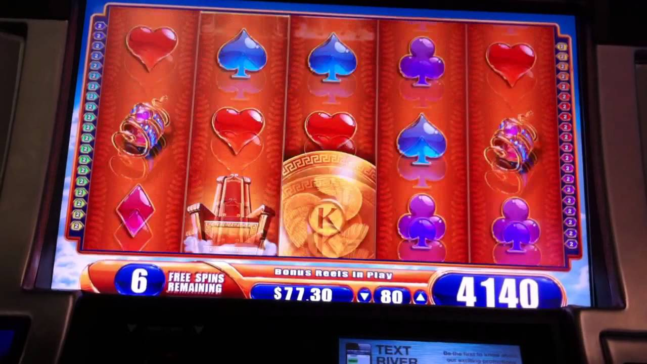 Free Slot Machines Bonus Rounds