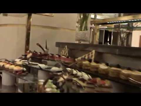 RIU Kaya Palazzo Belek Tuerkei Antalya Pool Essen Luxushotel  Hauptrestaurant