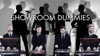 "Hello! This is a cover of Kraftwerk's song ""Showroom Dummies"" from ..."