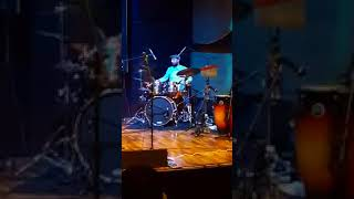 "Elvin Bashirov "" Baku Jazz Festival "" drum solo 2014"