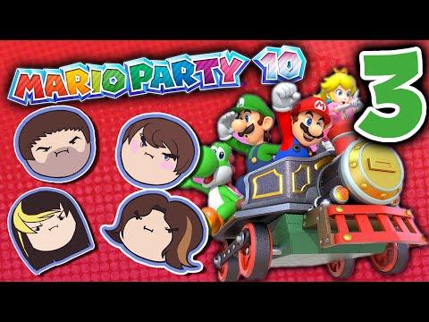 Mario Party 10: Nice Five! - PART 3 - Grumpcade
