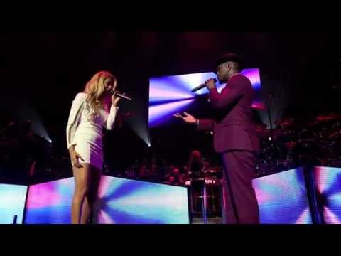 Sonna Rele featuring Ne-Yo - Just Kiss Me (Live @ The Royal Albert Hall 2014)