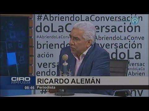De risa que me quieran denunciar ante PGR; me sorprendió reacción de Televisa: Ricardo Alemán