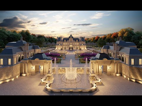 Tour The ULTIMATE £100m DREAM MANSION Designed By 1.61 London Showcasing The Latest Stunning Bugatti