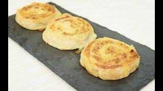 Rulo Börek Tarifi - Semen Öner - Yemek Tarifleri