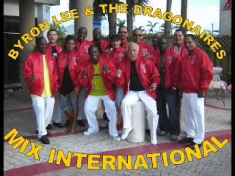 JOHN WEBOS MIX INTERNATIONAL  = Byron Lee & The Dragonaires