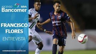 Entrevista con Francisco Flores, jugador del Club Atlante.