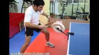 TSP Table Tennis Spin Wheel