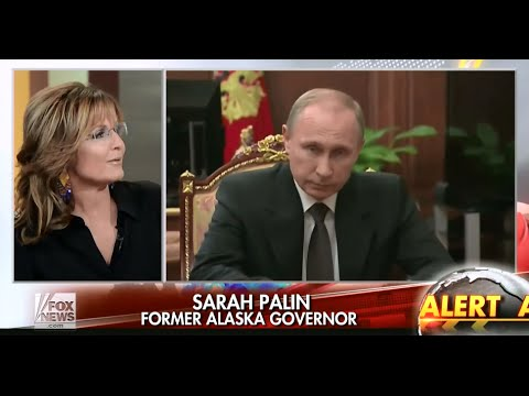 • Gov. Sarah Palin: You have to hand it to Putin • 11/17/15 •