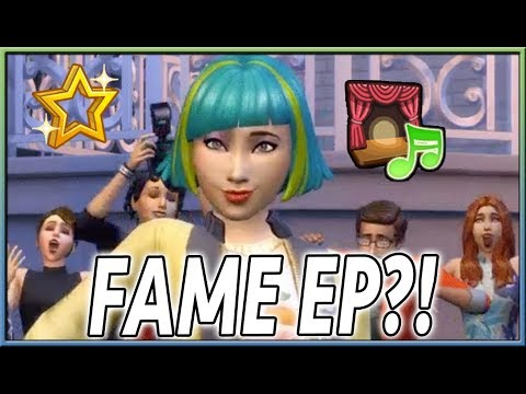 IS SUPERSTAR REMAKE BEING ANNOUNCED FOR THE SIMS 4 TOMORROW?! thumbnail