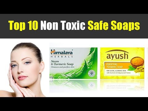 Top 10 Best & Safe Soaps in India - Non Toxic Soaps with Safe Ingredients