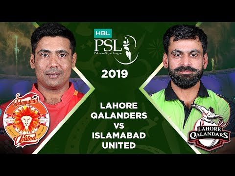 Match 1: Full Match Highlights Lahore Qalandars v Islamabad United | HBL PSL 4 | 2019
