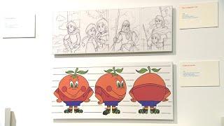 'Animación.es: Una historia en una exposición' repasa la animación española