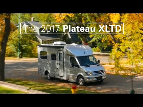 2017 Pleasure-Way Plateau XLTD Tour