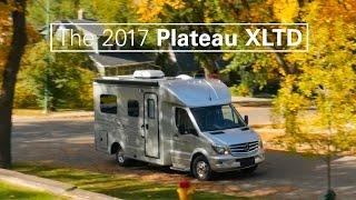 2017 Pleasure-Way Plateau XLTD Tour