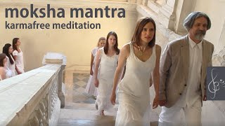 Moksha mantra & om namo narayanaya by Virinchi Shakti & Friends - mantra music