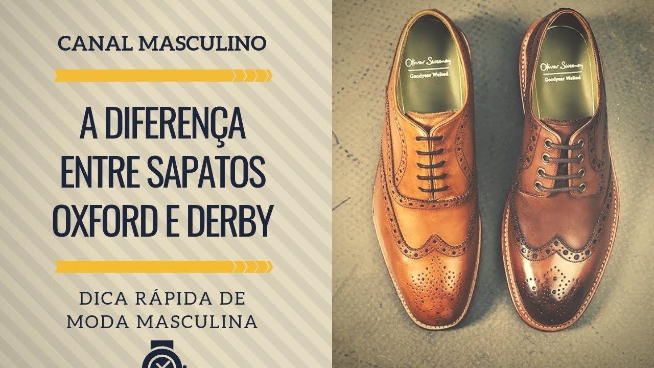 707716bbd 6 Marcas Para Comprar Sapatos Masculinos - Canal Masculino