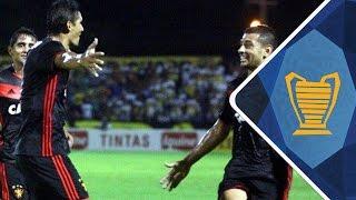 Melhores Momentos - River 1 x 2 Sport - Copa do Nordeste (25/02/17)