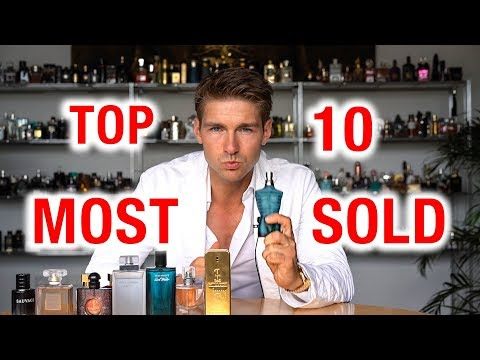 Top 10 Most Popular Fragrances OF ALL TIME 2019