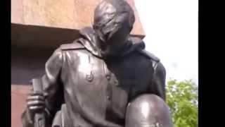 Памятники погибшим солдатам ВОВ