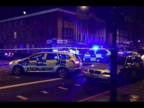 LIVE from London after van runs over pedestrians near Finsbury Park Mosque