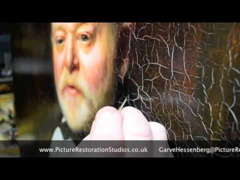 Conservation and Restoration of Art - Art Restorer London and Sussex