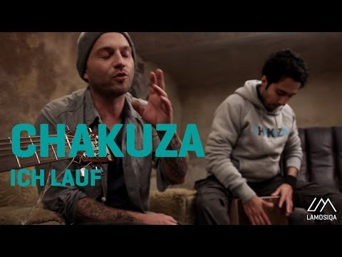 Chakuza - Ich Lauf (Live and Acoustic) 1/2
