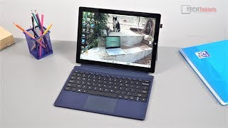 Chuwi Ubook Pro Review - A Surface Pro Alternative