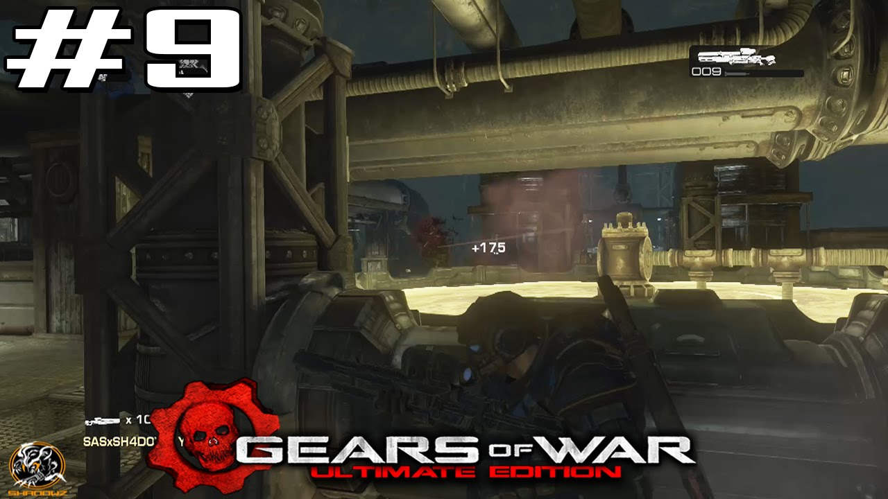 Gears of War Ultimate Edition Gameplay