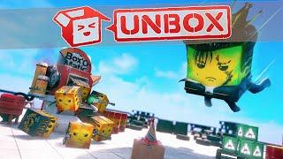 UNBOX Trailer
