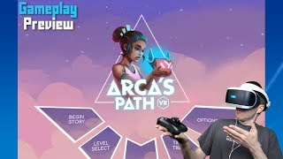 VR game with NO CONTROLLER? | Arca