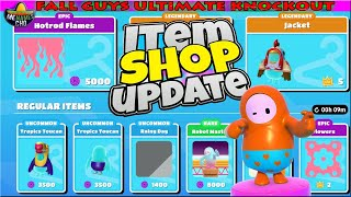 💥FALL GUYS ITEM SHOP UPDATE ⚡ LIVE - 10th August 2020 (Fall Guys: Ultimate Knockout)