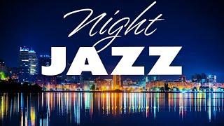 Smooth Night JAZZ - Traffic City JAZZ - Background Remix JAZZ Music